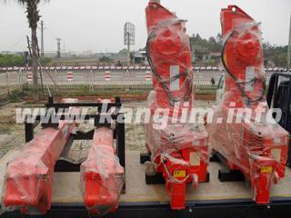 продажа кран манипулятор Kanglim на заказ
